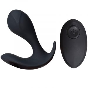 sinful rechargeable remote control vibrating butt plug anal sexlegetøj