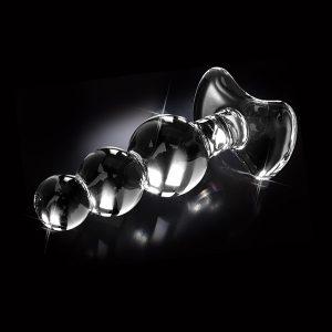 Glas buttplug