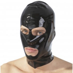 late x latex maske tøj