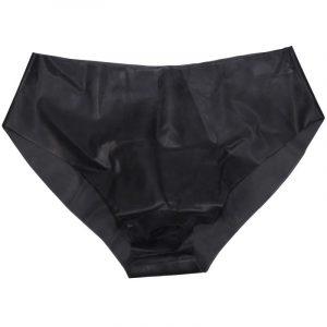 latex trusse med dildo latex tøj