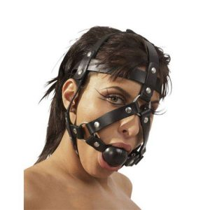 zado hoved maske gagball