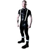 Mister B gummi leggings sex tøj