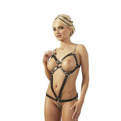 ZADO læder harness