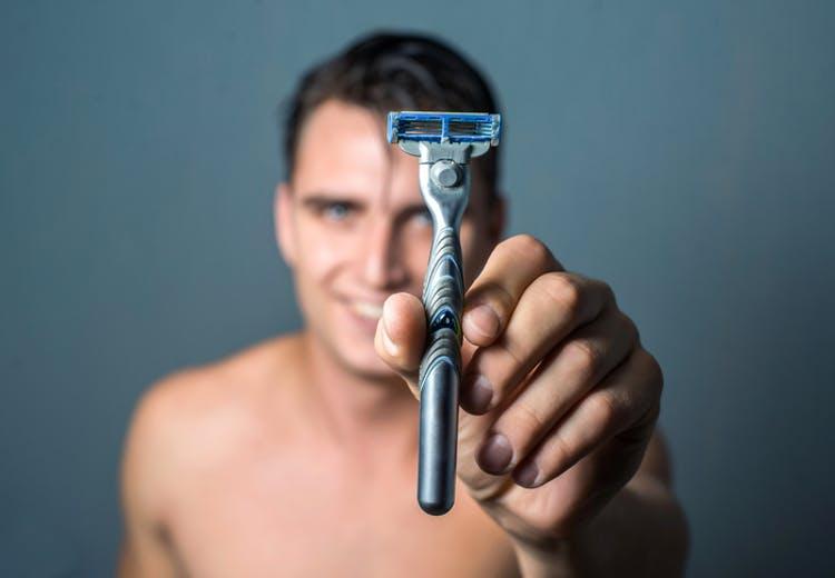 intim barbering til mænd