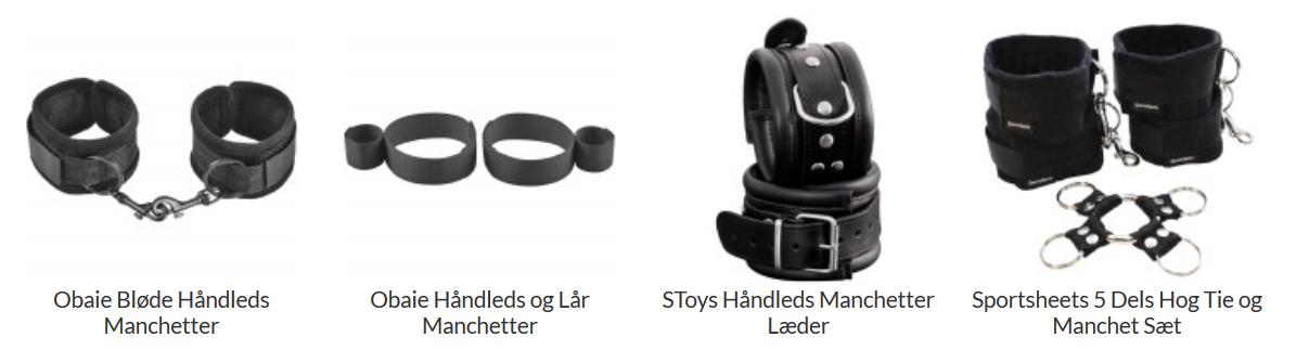 Læder bondage: Oversigt over det bedste udstyr 1