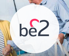 be2 logo dating 40