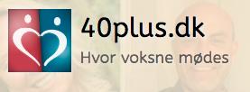 40plus logo dating