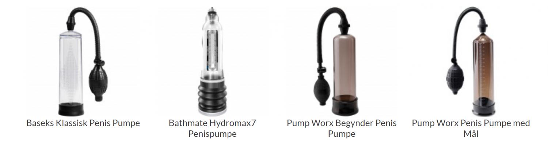 sinful penis pumper