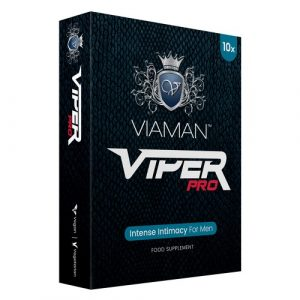 viaman viper pro penis piller