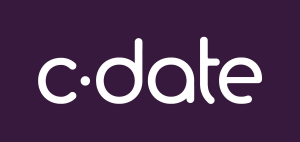 C date logo