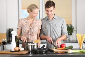 Kokkeskole romantisk