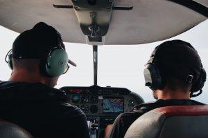 Helikopter romantisk oplevelse