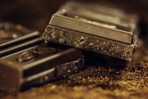 chocolates close up cocoa romantisk dag med kæresten