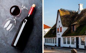 kro og hotelophold med vin master romantisk oplevelse