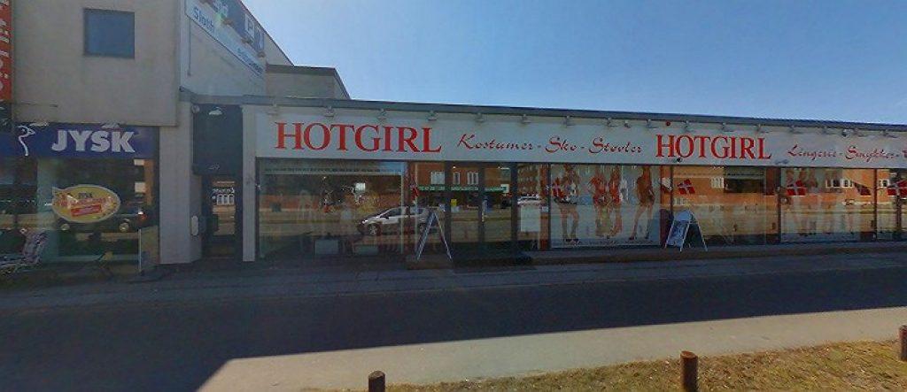 Hotgirl århus