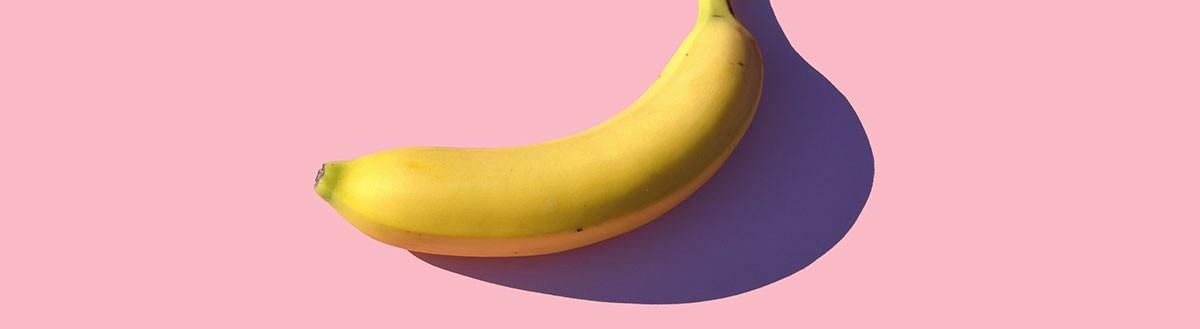 banana looking like big penis