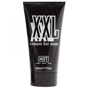 Hot-XXL Creme til mænd