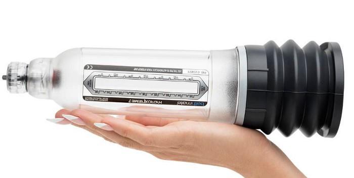 hydromax penis pump for penis enlargement