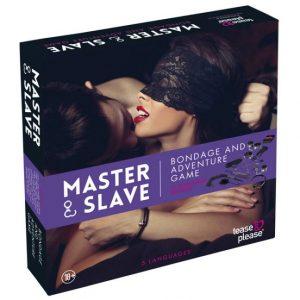Master & Slave bondage spil