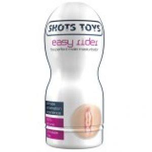 7. Shots Toys Easy Rider Vagina