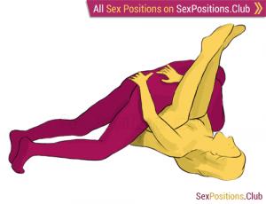 sex stilling regnbuen