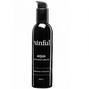 sinful aqua 200ml