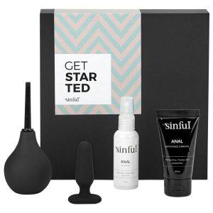 sinful get starter kit color fix