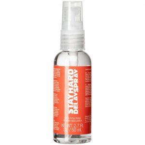 Stay Hard Spray mod Tidlig Udløsning