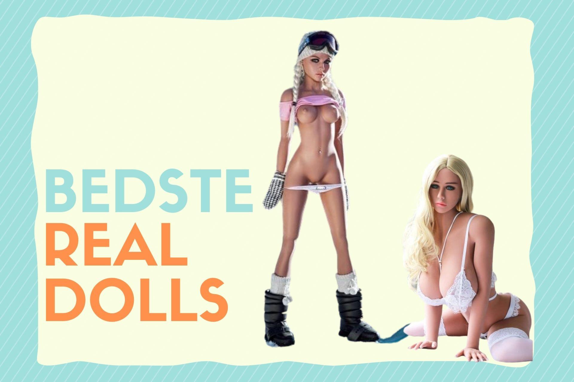 Real doll - frække og realistiske love dolls