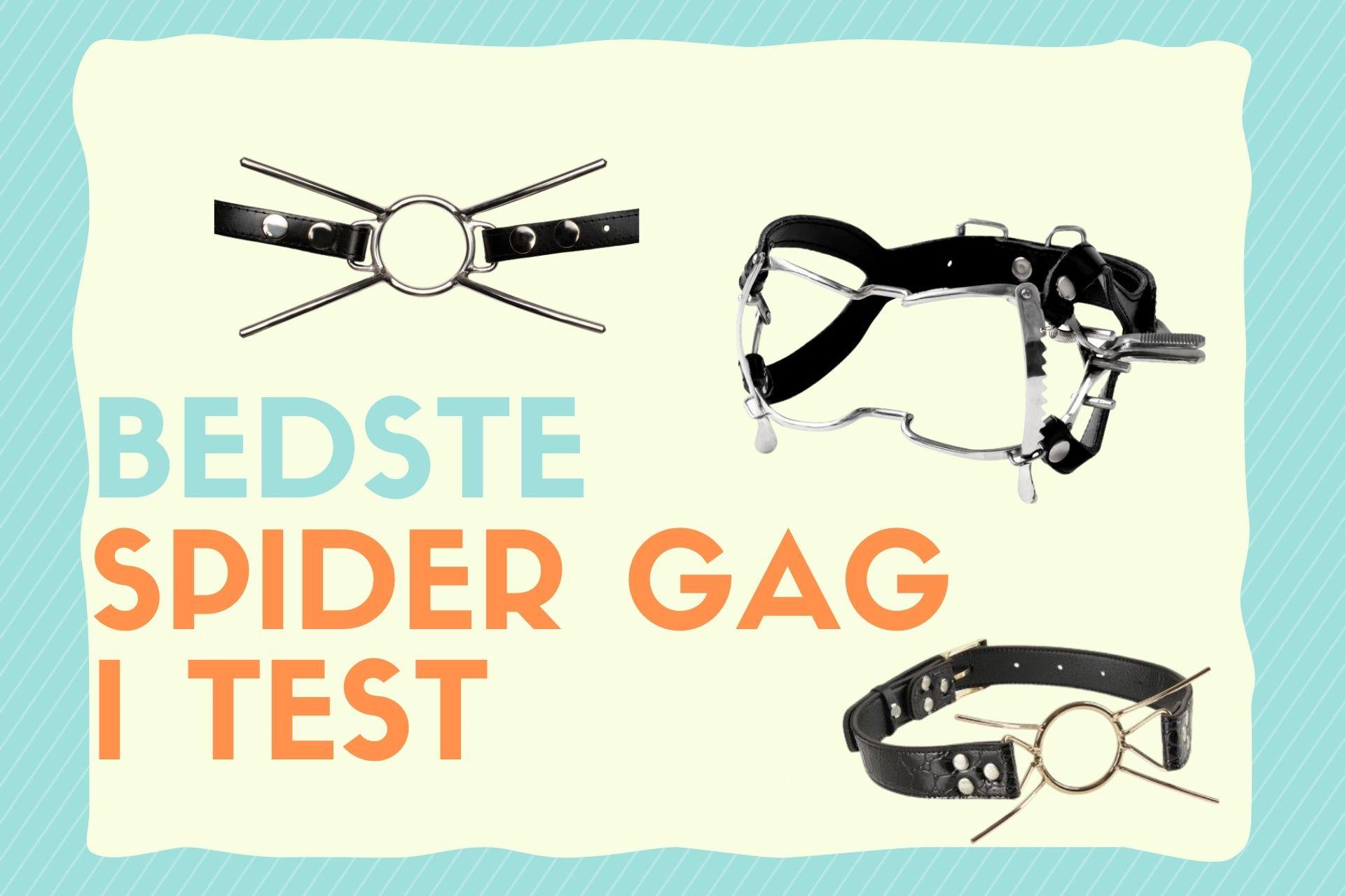 spider gag bedst i test