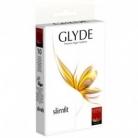 Glyde Slimfit Veganske Kondomer 10 stk