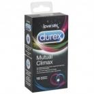 Durex Mutual Climax Bedøvende Kondomer 10 stk