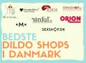 Bedste dildo shop – Her er de bedst i Danmark