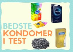 Kondomer: Bedste i test