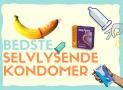 Bedste selvlysende kondomer