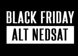 Black Friday – Spar op til 80% på alt sexlegetøj KUN i dag!