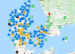 Dogging Kort: De bedste steder i Danmark