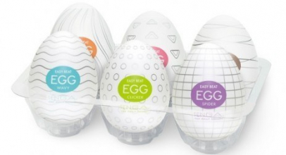 Tenga Æg – De 10 bedste onani æg