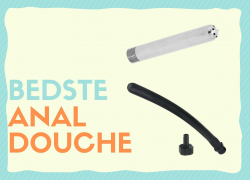 Anal douche – Bedst i test