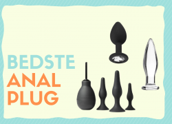 Analplugs: Her er de 9 bedste i test
