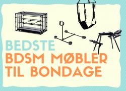 BDSM møbler: De bedste i test