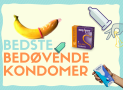 Bedste bedøvende kondomer
