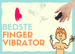 Finger Vibrator: De bedste i test