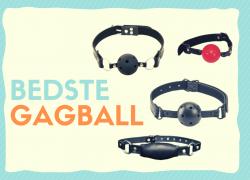 Gagball: De bedste i test