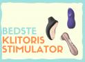 Klitoris stimulator: De bedste i test