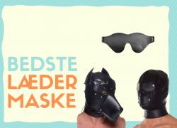 Lædermaske: De 5 bedste i test