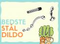 Stål dildo: De bedste metal dildoer i test