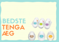 Tenga Æg: De bedste onani æg