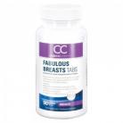 Fabulous Breasts Tabs – Naturlige kapsler til feminin forbedring – 90 Tabletter