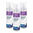 Fabulous Breasts Cream – Naturlig creme til feminin forbedring – 60ml Cream – 3 Packs